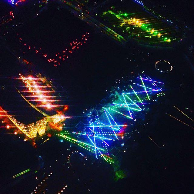 Night walks in Guangzhou.  #canton #guangzhou #IFC #nightphotography #starbursts #latergram #wandermore #justgo #learningtoletgo #lifelessons #publicart #artofvisuals #aov #guanhzhoucity #GZ #birdseye #lookdown