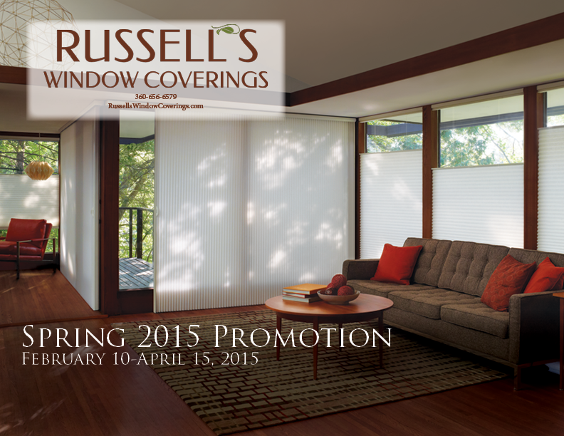 Russell's Spring 2015 Promotion
