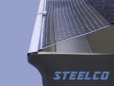 STEELCO™ premium gutter screen
