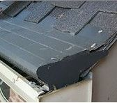 Typical solid gutter cover product