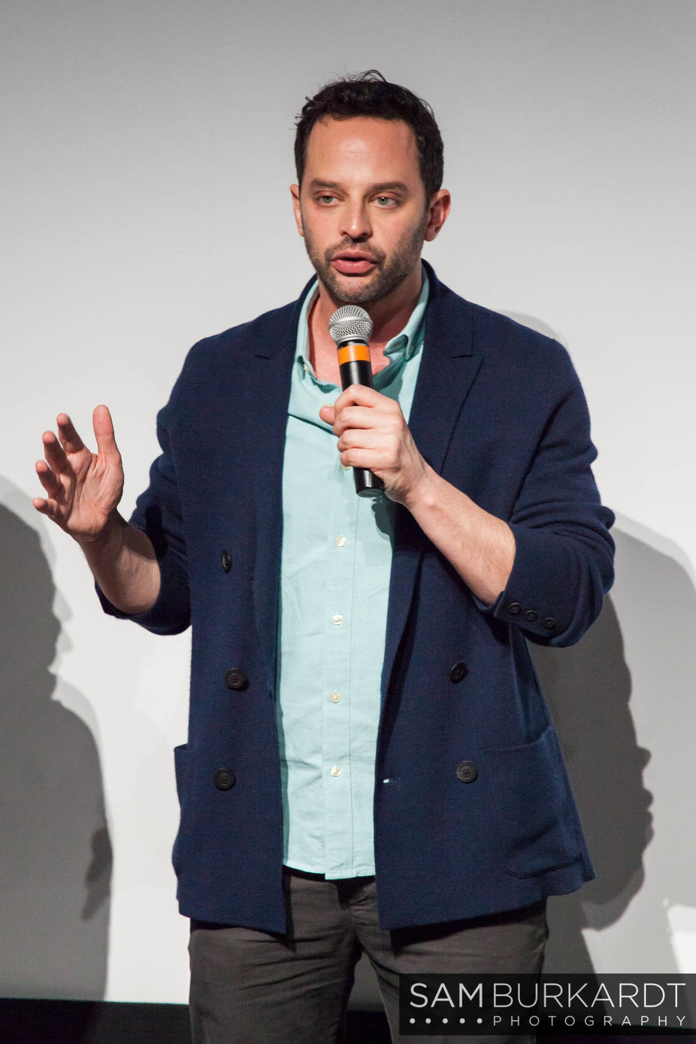 Nick Kroll Q&A for 'My Blind Brother' at SXSW 2016
