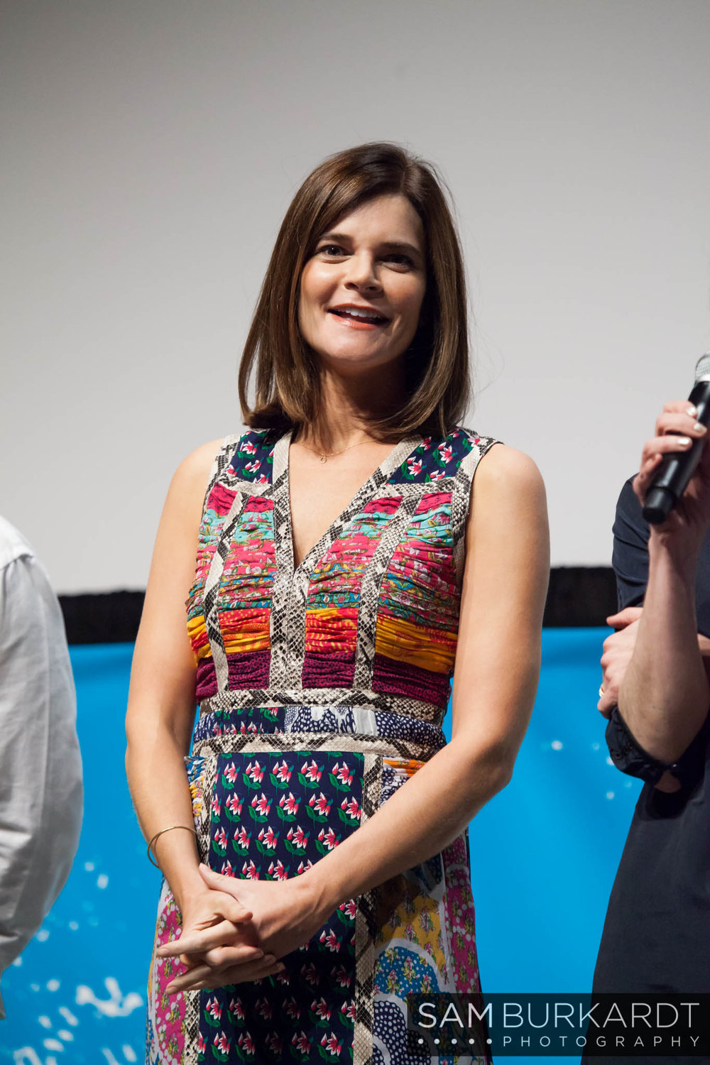Betsy Brandt at the 'Claire in Motion' movie premiere at SXSW 2016