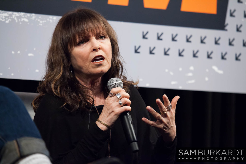 Pat Benatar interview at SXSW 2016