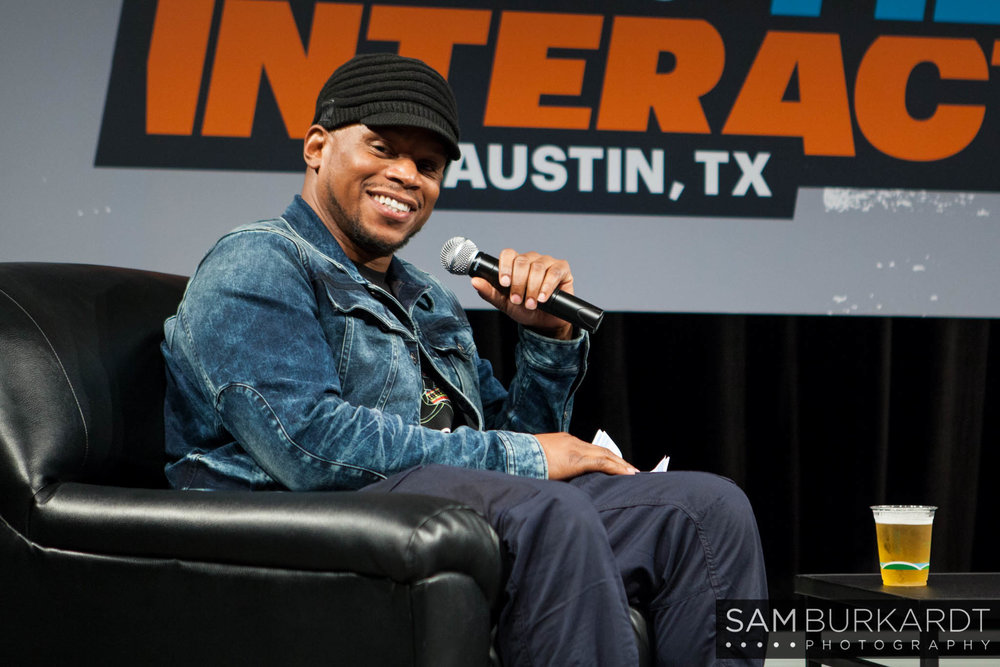 Sway interview at SXSW 2016