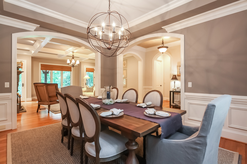 real_estate_photography_dining_room_nc