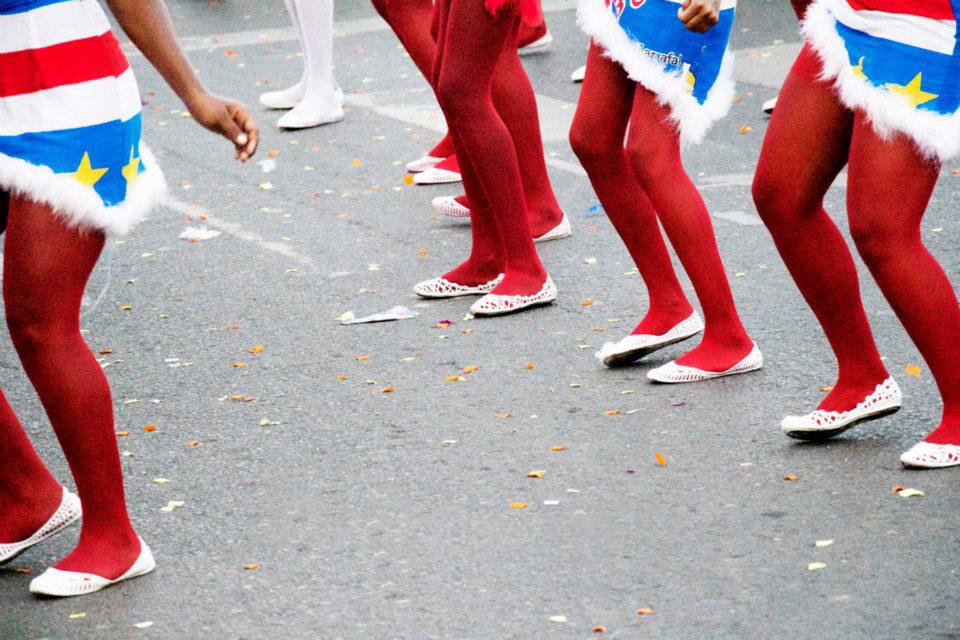 Carnival, Santiago Cape Verde.