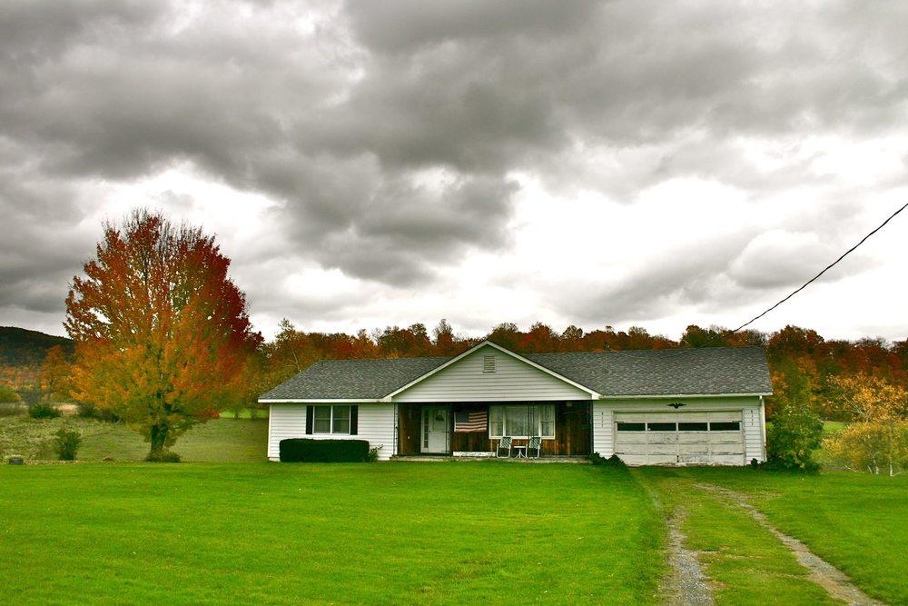 Shoreham, Vermont.