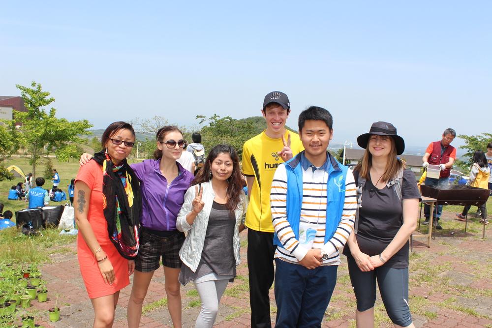 LF Volunteers 2014