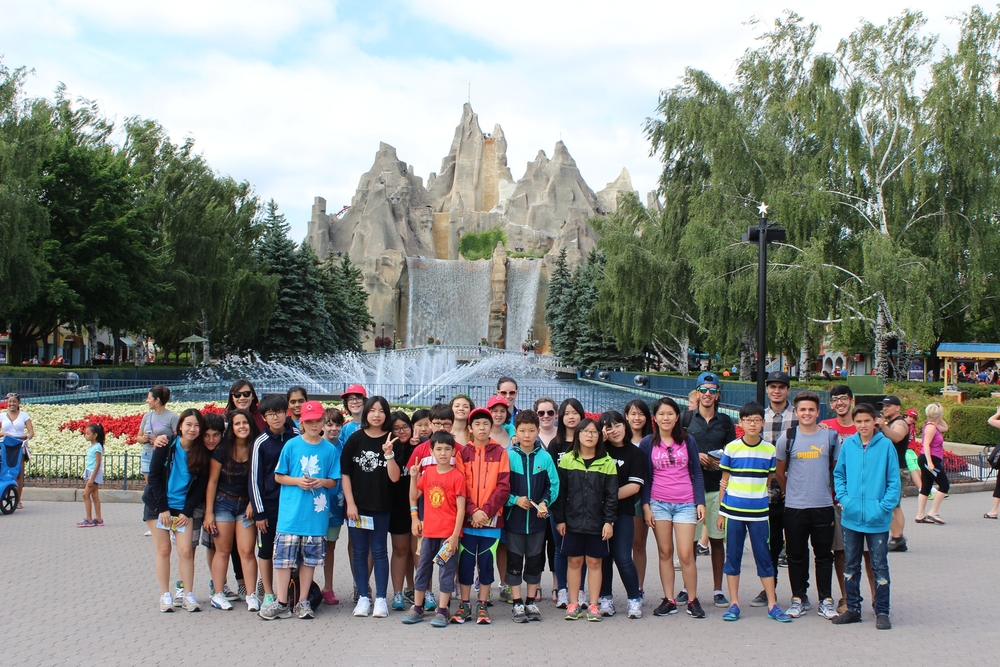 Canada's Wonderland Amusement Park