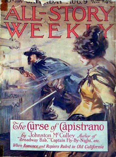 The Curse of Capistrano