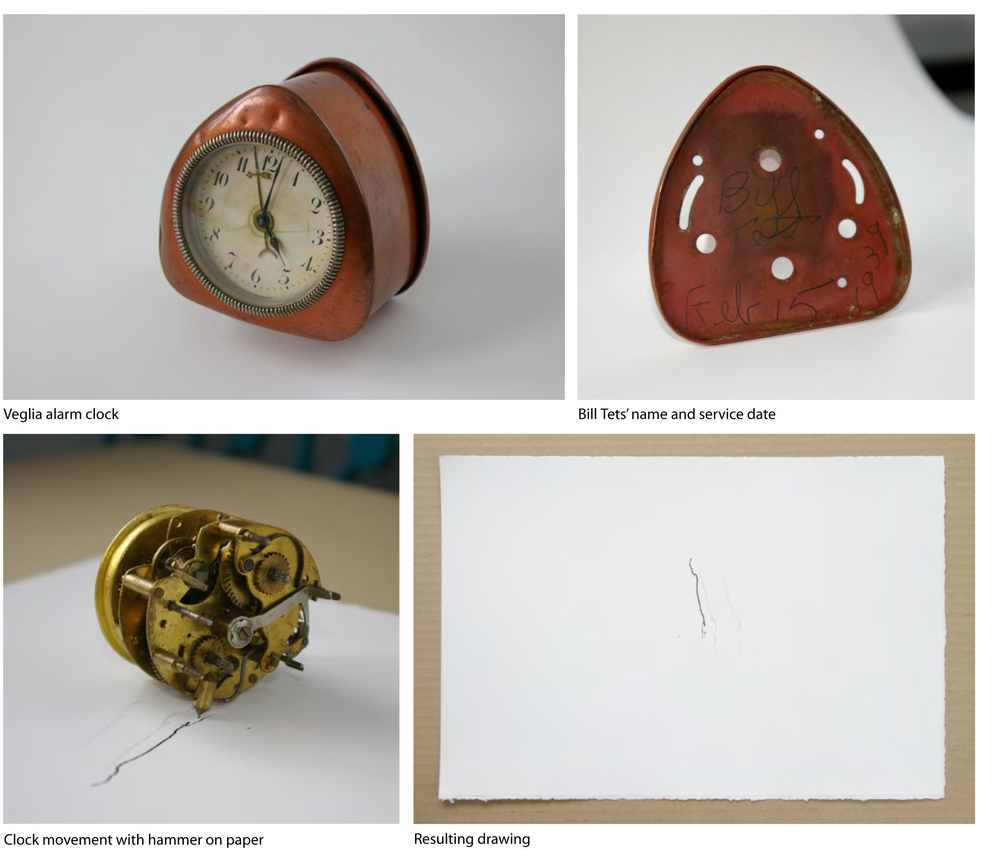 © 2009-2011 Adrian Göllner, Possibly the Last of Bill Tets, Clock Repairman