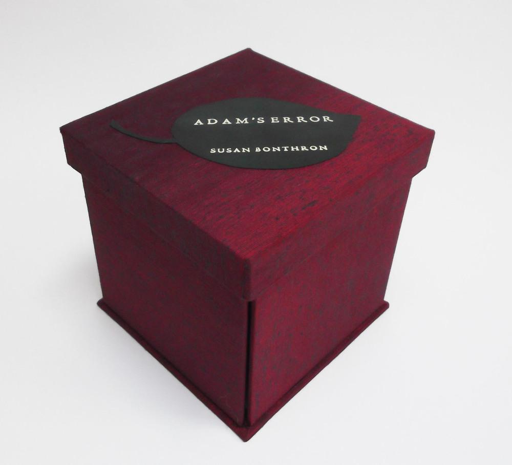 © 2012 Susan Bonthron,Adam's Error, Only One Bite