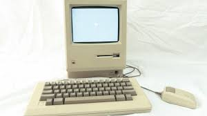 Apple Macintosh computer from 1984
