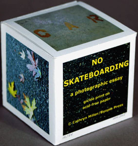 © 2005, Cathryn Miller, no skateboarding
