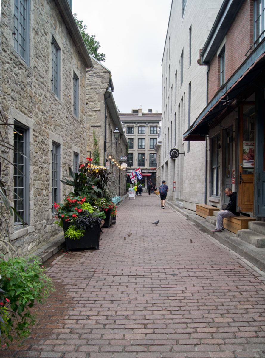 © 2017 Louise Levergneux, Old Montréal