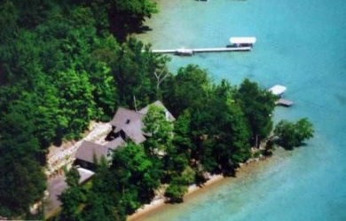 Spectacular waterfront property for sale on Torch Lake Michigan