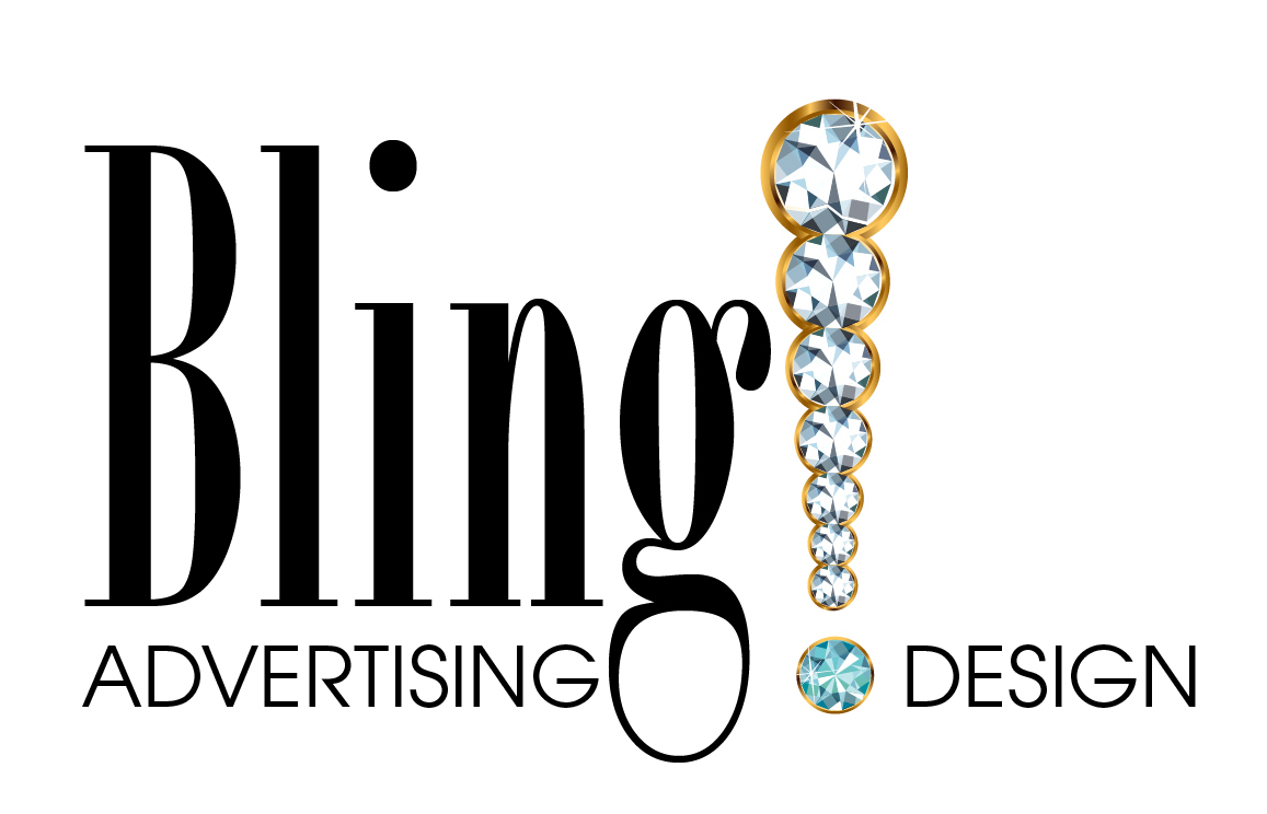 Bling Advertising Design