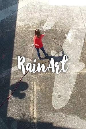 Rain Artwork