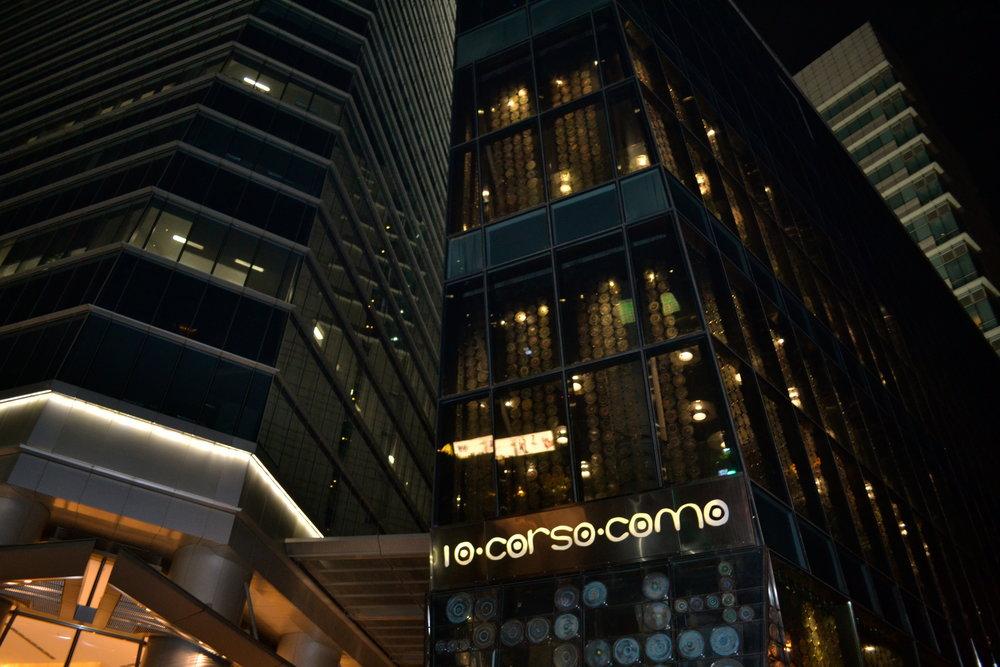 10 CORSO COMO  Shanghai