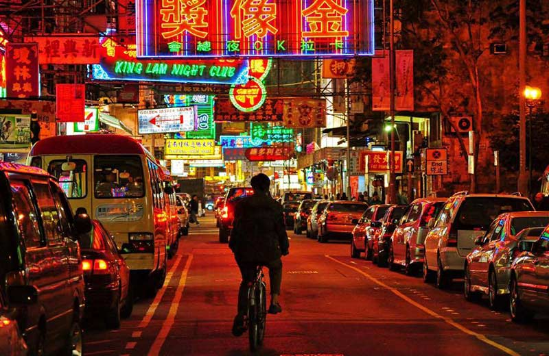 HARVEY NICHOLS  Hong Kong