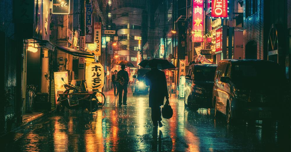 MAHNA MAHNA  Tokyo