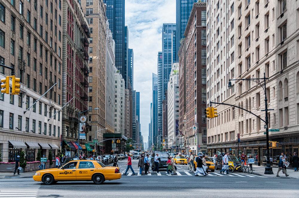 NO MAN WALKS ALONE  New York