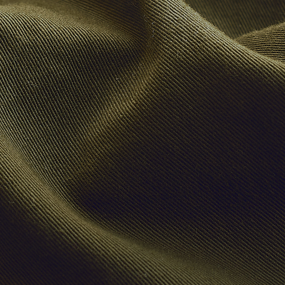 Cotton Twill Fabric : Olive.jpg