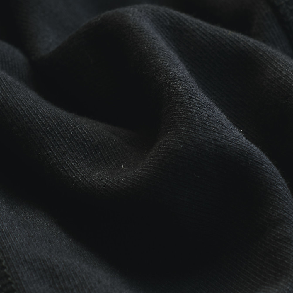 Cotton Terry Fabric : Black.jpg