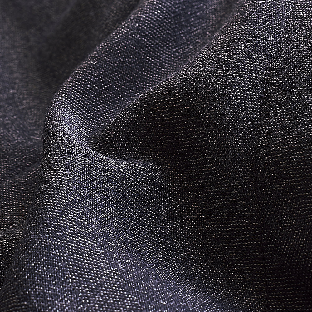 Wool Melange Fabric : Black.jpg