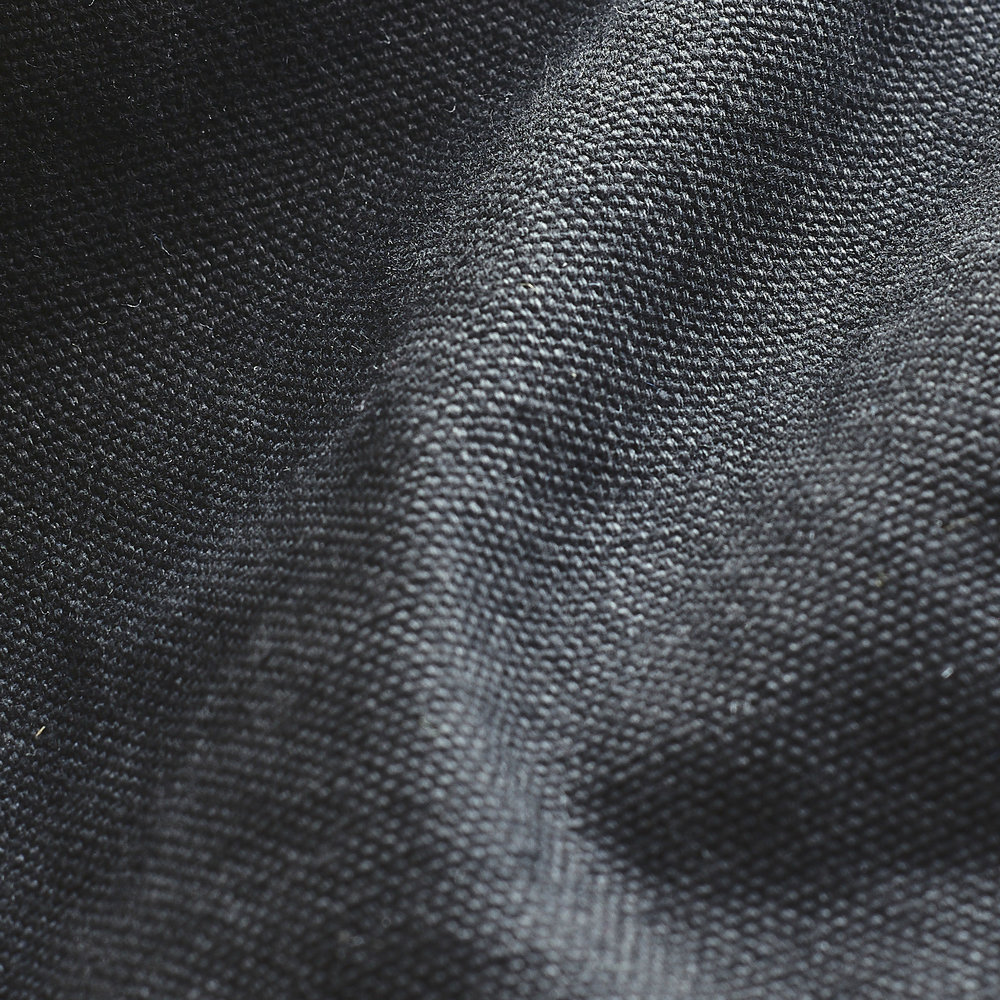 Cotton Canvas Fabric : Black.jpg