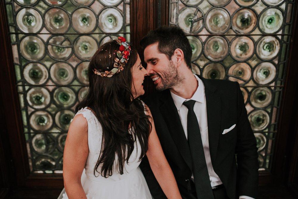 montse & javi - boda en rua quince