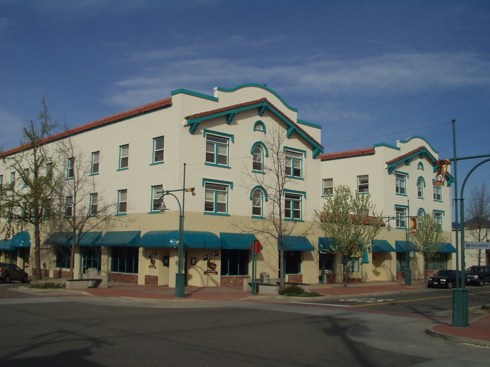 Redding Hotel