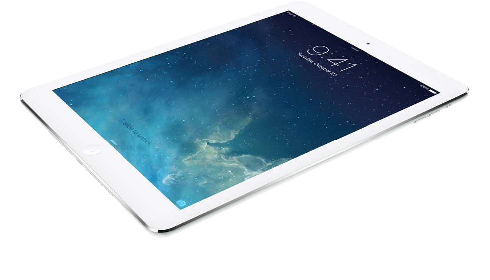 iPad Air and the rest of the iPad line should be getting a small performance upgrade later this year to go along with the release of iOS 8 and Yosemite.