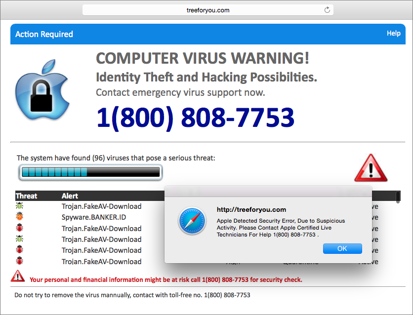 PSA: Beware Tech Support Scams! \u2014 SCOUT | Full-Service Managed IT