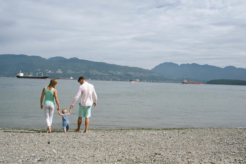 West Coast Pacific North West Family Jericho Spanish Banks Beach Photography Session by Jo+Bo Vancouver Thailand Destination wedding lifestyle family photographer