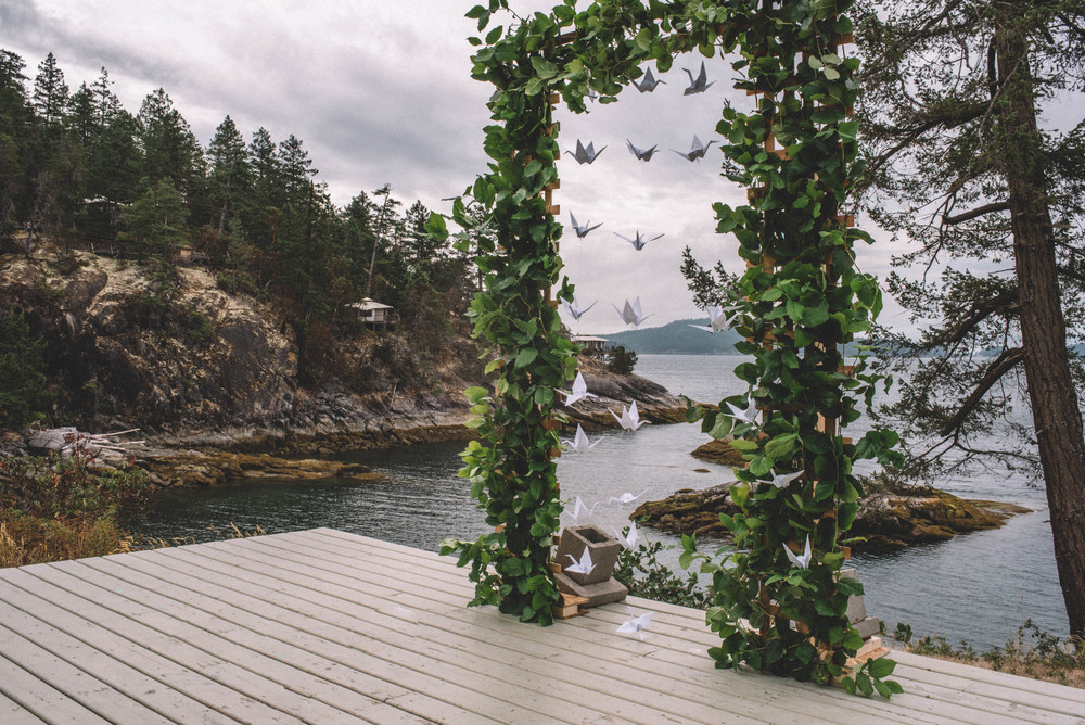 Jo + Andy Rockwater Secret Cove PNW West Coast Wedding Jo+Bo Photography Destination Vancouver Thailand Wedding Photographer