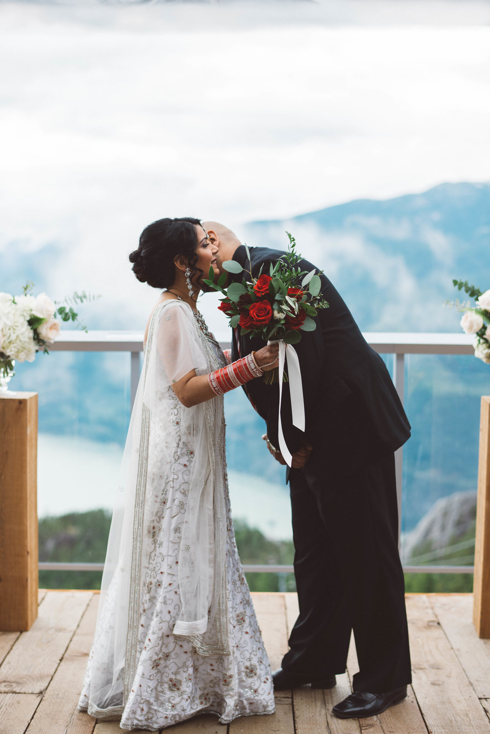 manny and raj sea to sky gondola elopement squamish pacific north west west coast fine art wedding vancouver photographer jo and bo photography