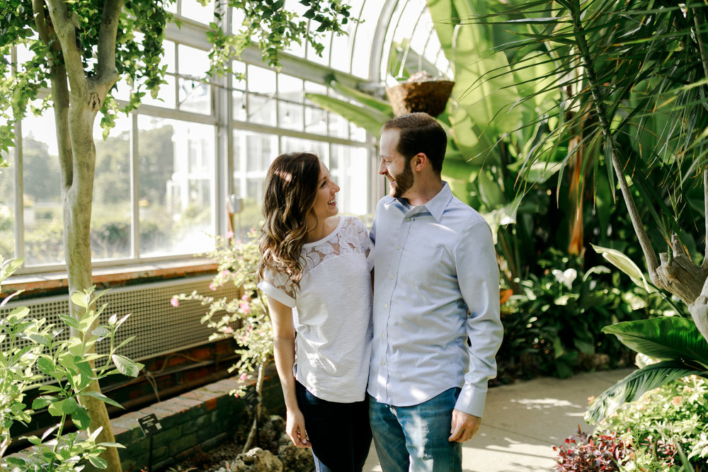 EMILY + CLIFF - The perfect weather and the perfect couple, photographed in my favorite place. Love a good Belle Isle session and can't wait to photograph these two saying