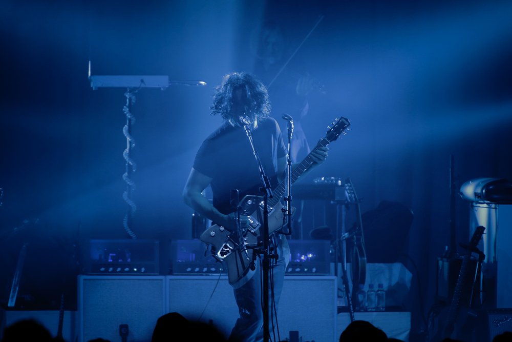 Jack White performs at his concert on Monday, July 28, 2014 at the Fox Theater in Detroit. Tim Galloway/Special to DFP