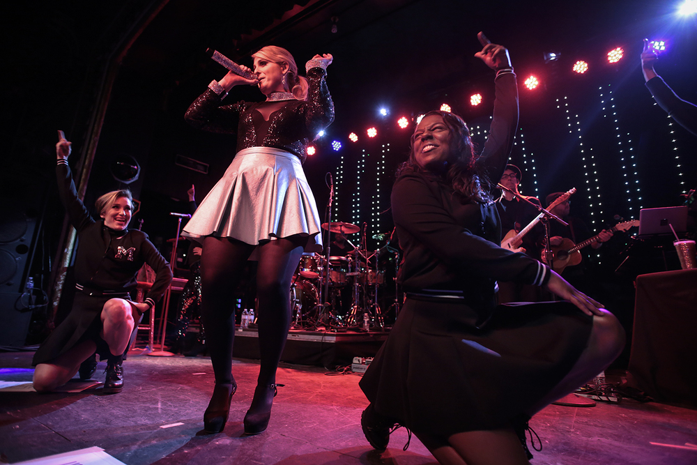 Meghan Trainor performs on Monday, March 2, 2015 at St. Andrew's Hall in Detroit. Tim Galloway/Special for DFP