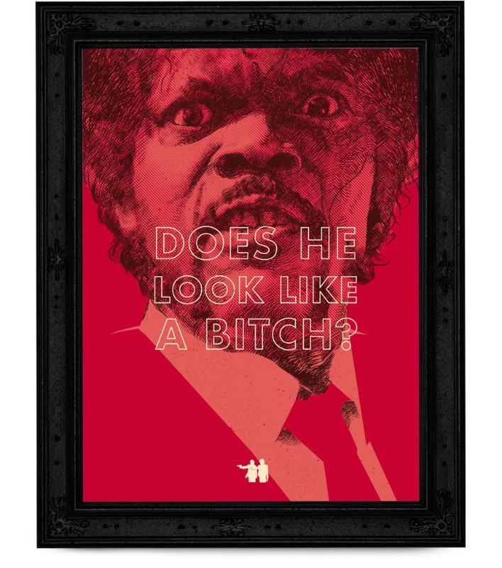 'What Does Marsellus Wallace Look Like?' (Pulp Fiction) from Quentin vs. Coen, 2011