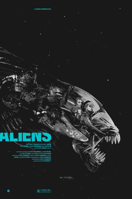 - companion 'Aliens' print