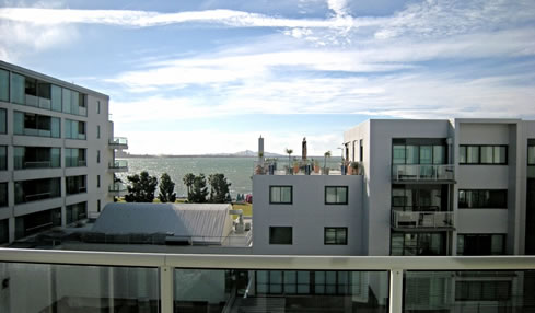 2 Bedroom Waterview Apartment Apartment style suitable for up-to 5 guests.