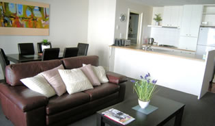 2.5 Bedroom Deluxe Apartments (No water views) Apartment style suitable for up-to 6 guests