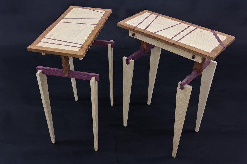 PROTOTYPE v.1: At-At WALKER SIDE TABLE