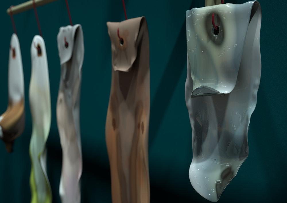 Rhino 3D Model and Octane Render
