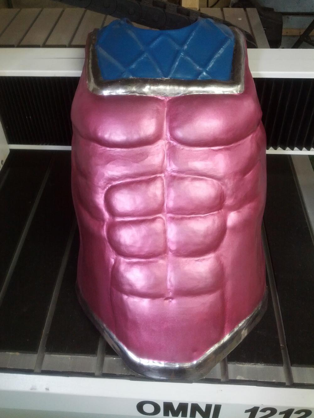 Gambit Breastplate