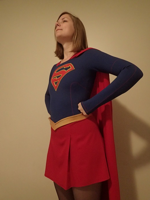 Noble Supergirl