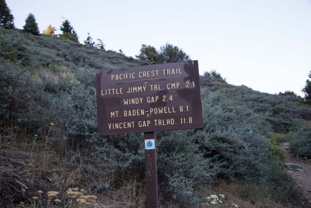 Cross Highway 2 and pick up the PCT/Silver Moccasin Trail to the Little Jimmy Campground.