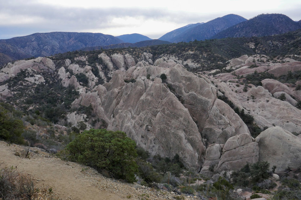 I love the Devil's Punchbowl. I mean, how often do you get to see geology that looks as crazy as this!